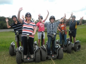 Segway Tour Coffs Harbour
