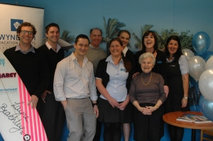 Wyndham Resort Torquay sales team