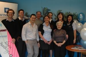 Wyndham Resort Torquay sales team