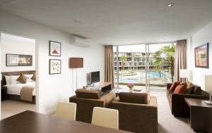 Accommodation at Wyndham Resort Torquay