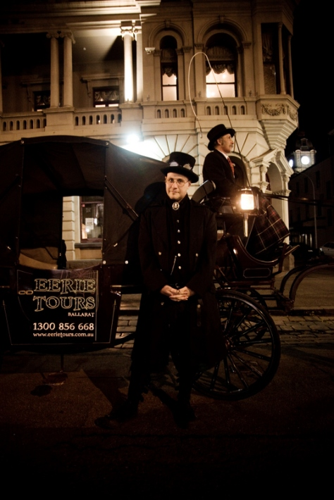 Eerie Ghost Tours E